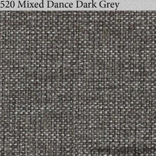 520 Mixed Dance Dark Grey