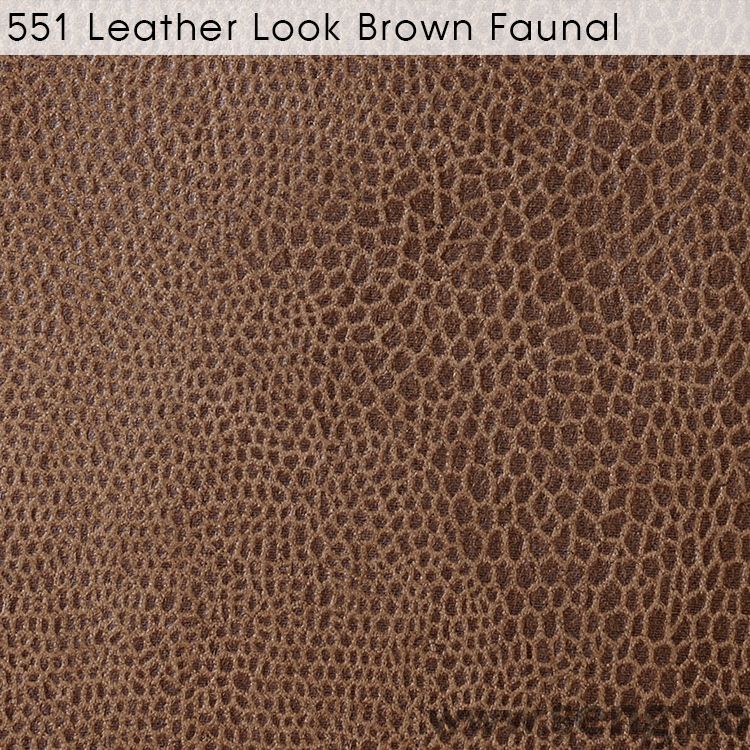 Innovation Istyle 551 Leather Look Brown Faunal