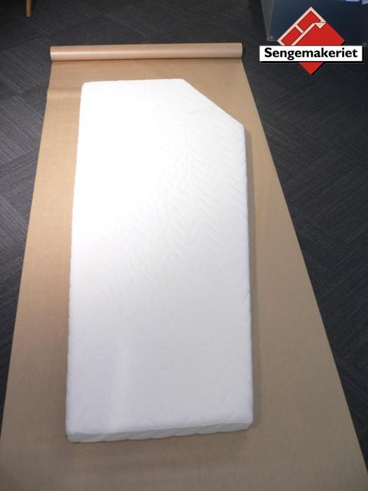 spesialmål formsydd madrass
