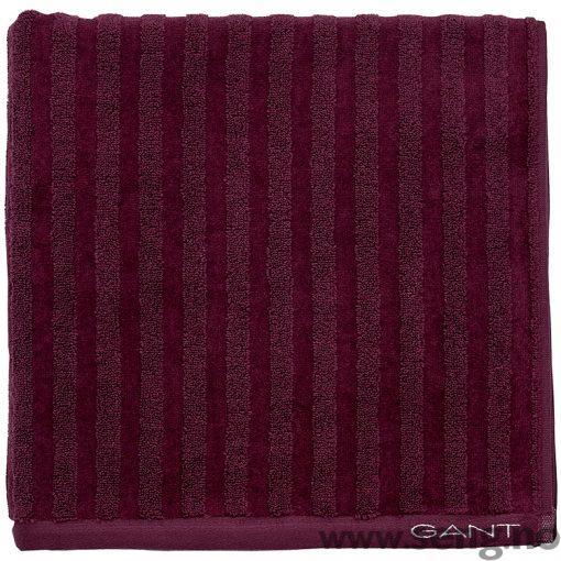 Gant Håndkle Line 509 Purple Fig