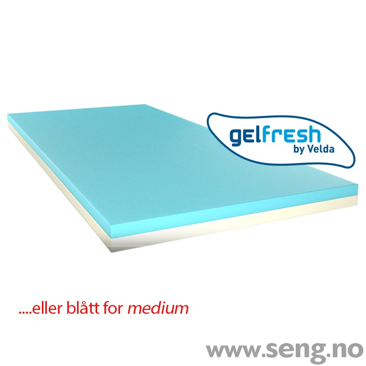 Gelfresh Latex madrass. Gelfresh Pocket madrass