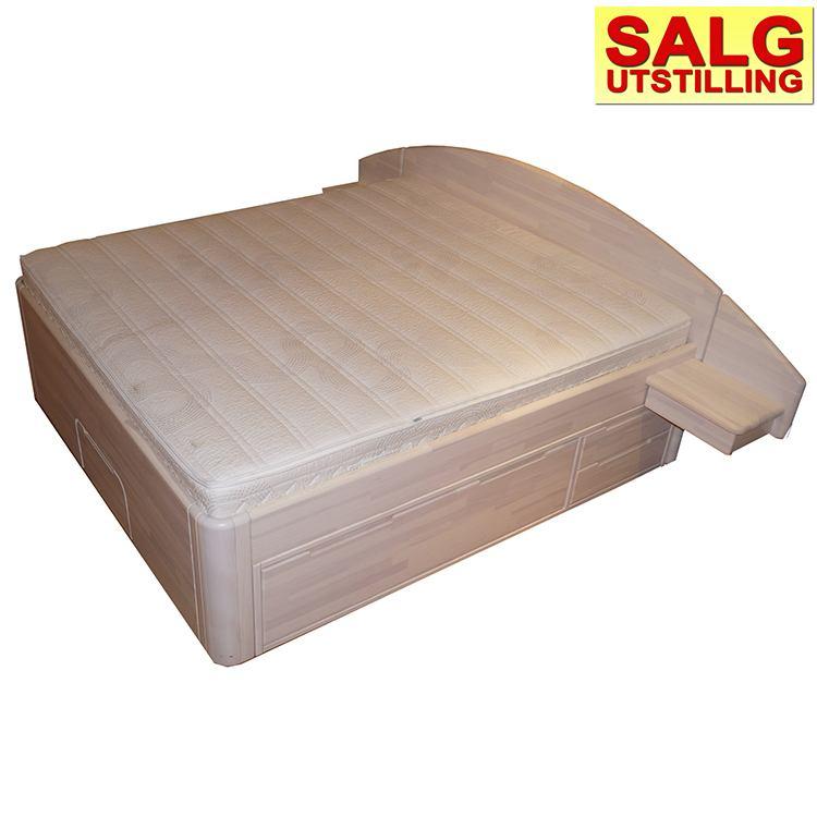 Jabo Multi seng med skuffer - utstillingssalg - Sengemakeriet ...