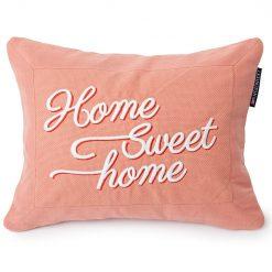 Putetrekk ''Home Sweet Home'' Rosa fra Lexington Company