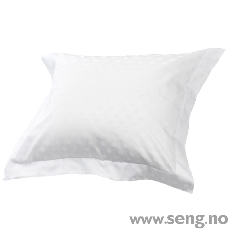 DUX Superior Satin White Dot sengetøy