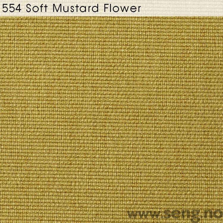 554 Soft Mustard Flower