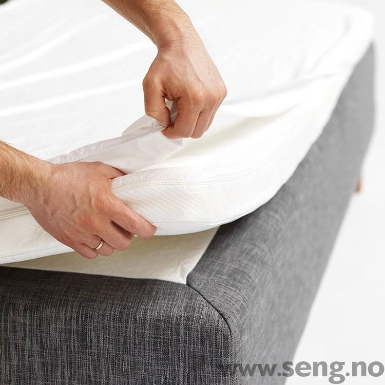 Vanntett madrassbeskytter