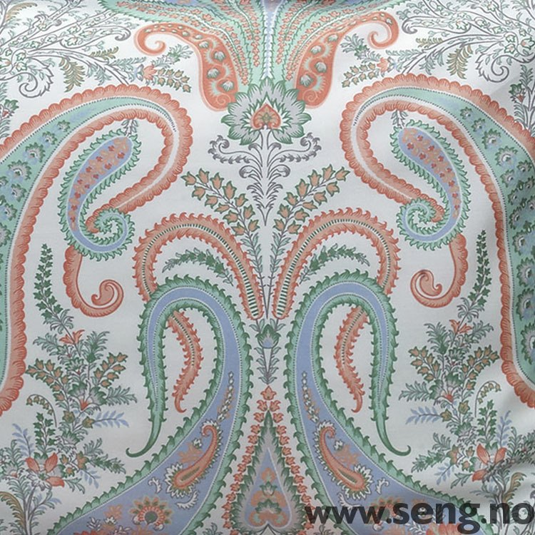 Senget y 39 39 key west paisley peachy keen 39 39 fra gant for Stile key west