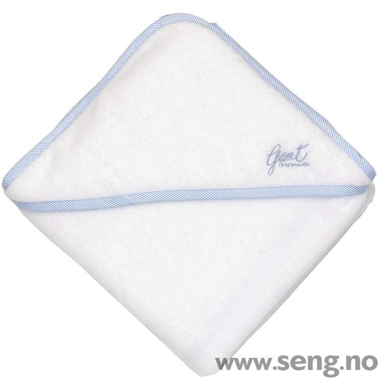 Babyhåndkle ''Babycape Soft Cotton Light Blue''