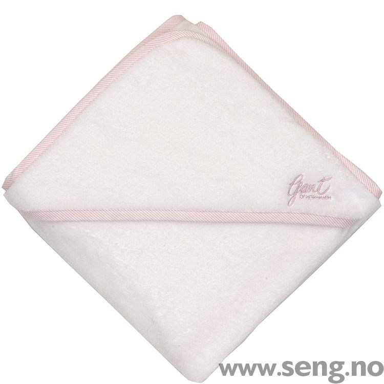 Babyhåndkle ''Babycape Soft Cotton Light Pink''