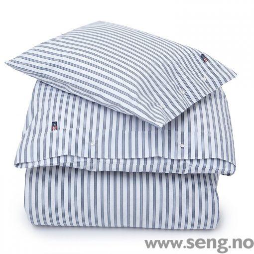 Lexington poplin sengetøy dynetrekk putetrekk