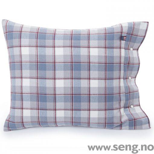 Lexington flanell sengetøy dynetrekk putetrekk Check Flannel