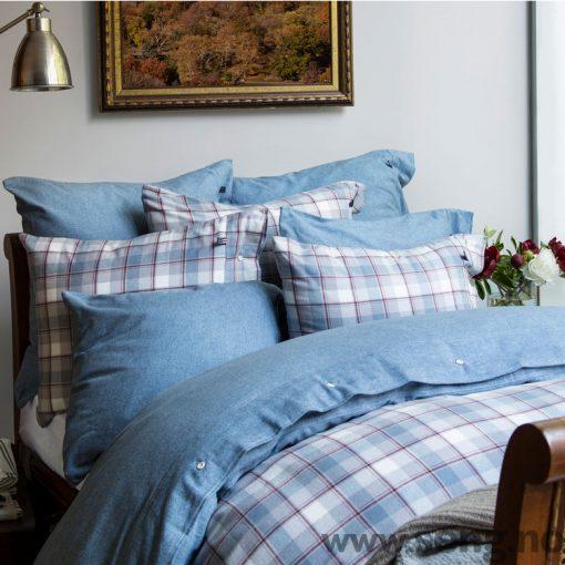 Lexington flanell sengetøy dynetrekk putetrekk Flannel