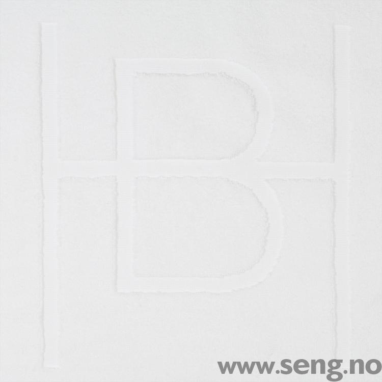 Halvor Bakke Badematte Brilliant White