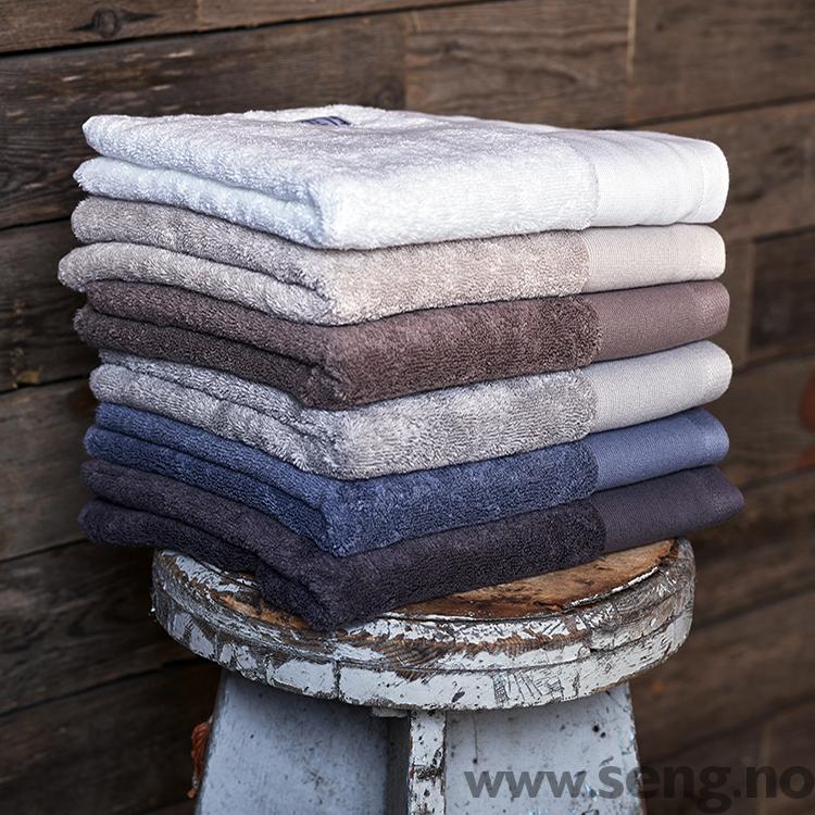Utrolig Halvor Bakke håndklær Pure Cashmere - Sengemakeriet DUXIANA CO-43