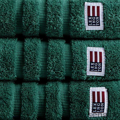 Lexington håndkle Original Racing Green