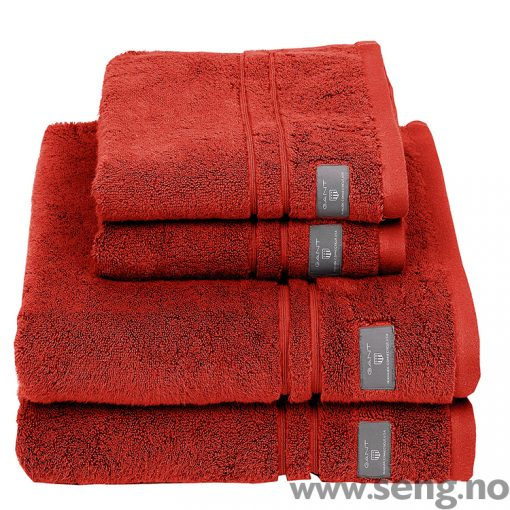 GANT håndkle Premium Terry towel Burnt Ochre