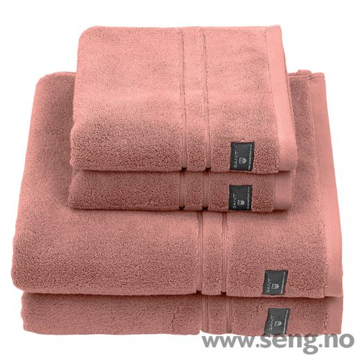 GANT håndkle Premium Terry towel Tan Rose