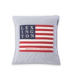 Pyntepute fra Lexington Company ''Logo Arts & Crafts'' - blå hvit
