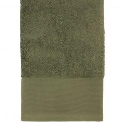 Halvor Bakke Bad håndkle Dusty Olive