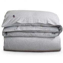 Lexington Striped Flannel grey