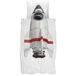 SNURK Dream Voyager rakett sengesett