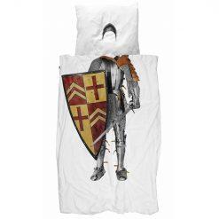 SNURK Knight sengetøy