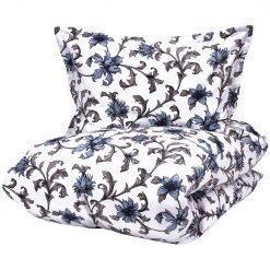 Halvor Bakke sengesett Lord Francis Celestial Blue sengetøy